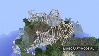 видео: Оцениваем карты в minecraft 1.5.2 #1 (Горки!!!)