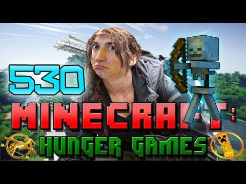 Minecraft: Hunger Games w/Mitch! Game 530 - BEST FRIEND SKELETON!