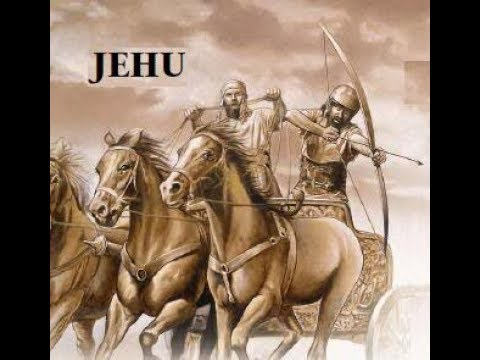DRIVER FOR KING JEHU CHARIOT