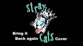 Laulu & taustat: Mikko Huuhtanen My tribute to Stray Cats (Orginal ...