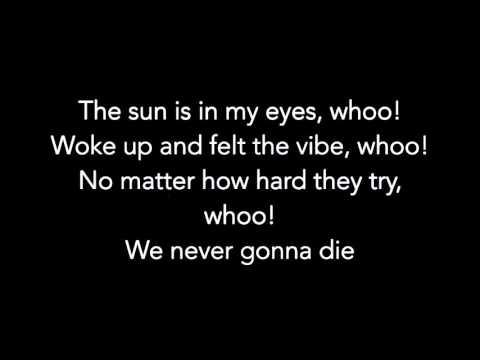 kanye West UltraLight Beam Lyrics With Audio 1080p