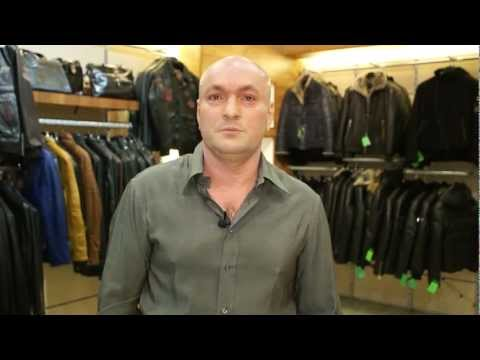 Как выбрать кожаную куртку? Говорит ЭКСПЕРТ