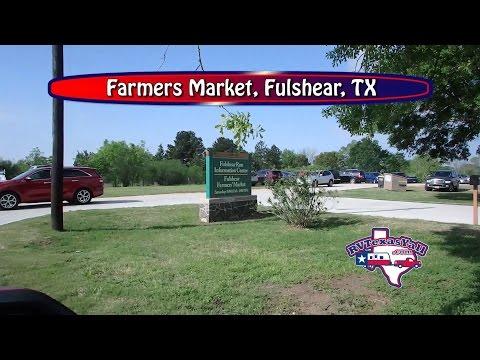 Fulshear Farmers Market | Shop Local, Eat Healthy | RV Texas