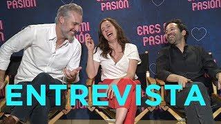 Eres Mi Pasión - Entrevista con Mariana Treviño, Mauricio Isaac y Juan Pablo Medina