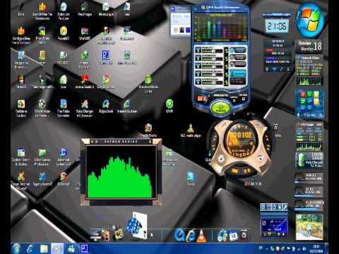 Comment personnaliser le bureau windows 7 youtube - Personnaliser son bureau windows 7 ...