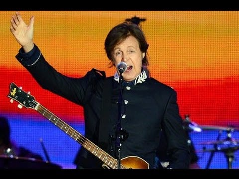 Paul McCartney Paid $1 for Olympics Opening Ceremony Performance