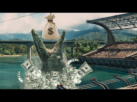 JURASSIC WORLD Destroys All Box Office Expectations - AMC Movie News Mp3