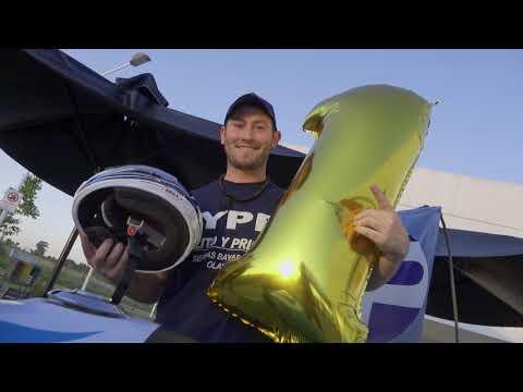Video: El campeón Facu Pianciola habló del título en Moto 3