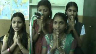 MALAYALAM PRAYER SONG. GHSS PEECHI.