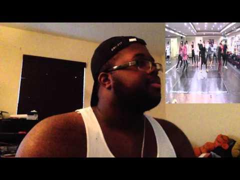 BTS- Attack On BTS Dance practice (REACTION)