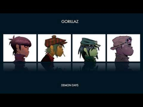Gorillaz  All Alone Instrumental