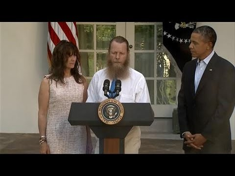 Sgt. Bergdahl's Father Reacts to Bowe's Release