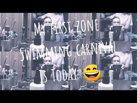 1st attempt at doing a VLOG for my 1st school zone swimming carnival. New. Swim training squads.