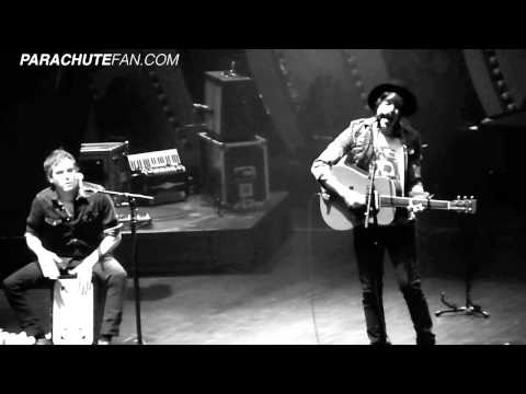 Parachute: What I Know (acoustic)