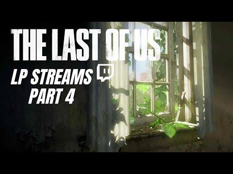 The Last Of Us LP Stream: Pittsburgh & Ellie Saving Joel | Part 4