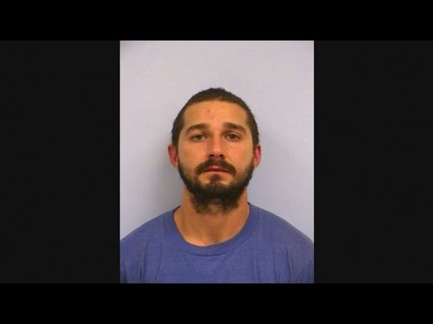 Actor Shia LaBeouf arrested for public intoxication in Austin, Texas