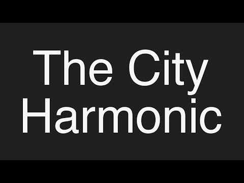 The City Harmonic - Praise The Lord (lyrics)
