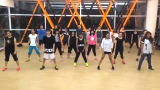 COVER : YANIS MARSHALL CHOREOGRAPHY (BEYONCE) Class by Kru Boat