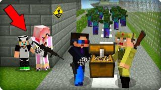 🏃😨Мы точно успеем? [ЧАСТЬ 66] Зомби апокалипсис в майнкрафт! - (Minecraft - Сериал) ШЕДИ МЕН