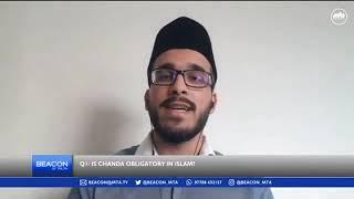 Is Chanda obligatory in Islam?