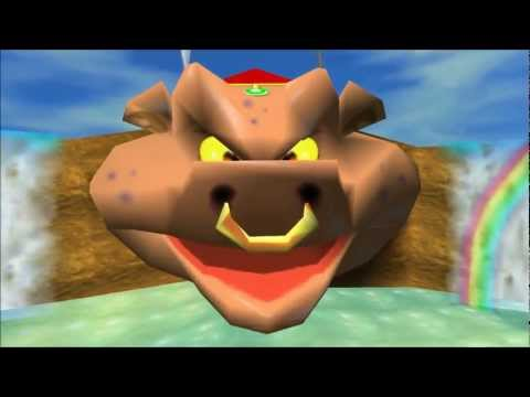 Diddy Kong Racing World 5 - Future Fun Land [HD]