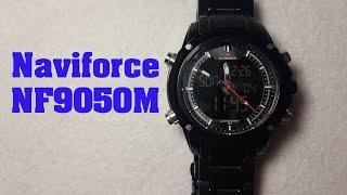 Годинник NaviForce NF9050M огляд, налаштування.