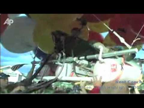 Oregon Lawn-chair Balloonist Plans Iraq Flight