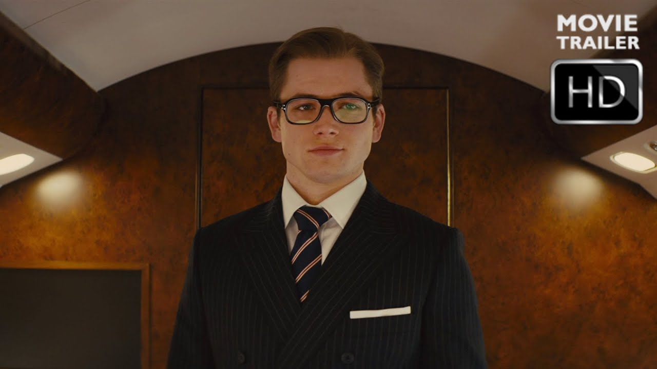 Kingsman the secret service international official trailer 20th