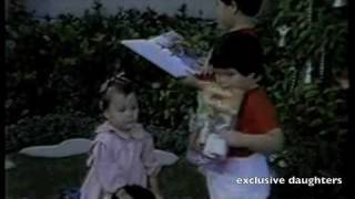 Sharon, Gabby & KC on TSCS Christmas Special (1986) - Part 4
