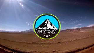 Atacama Desert in Chile with Amity Tours