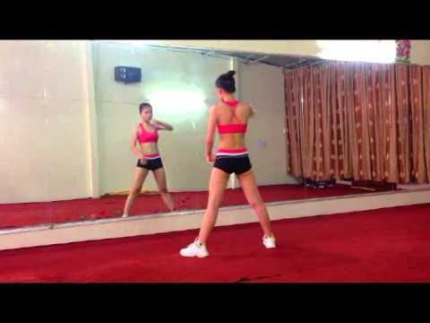 AEROBICS - Thể Dục Thẩm Mỹ Beauty Club - Bài Hông Nhanh 102 Lê Viết Thuật - TP Vinh