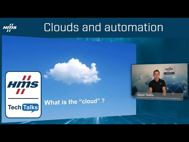 HMS TechTalk: Clouds and Automation