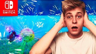 OMG! Das FEUERWERK Silvester Live Event | Fortnite Nintendo Switch