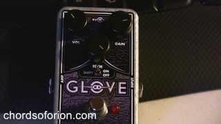 Electro-Harmonix OD GLOVE Demo Part 2 - Internal Voltage Switch