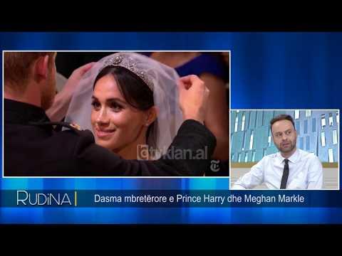 Rudina - Dasma mbretetore e Price Harry dhe Meghan Markle! (21 maj 2018)
