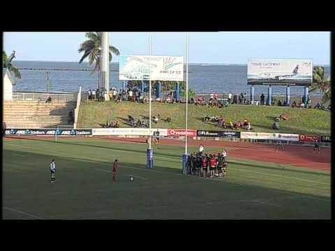 Fiji Warriors vs ARG BC