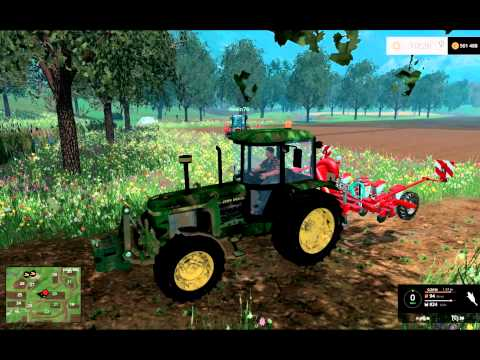 Episode 3 carrière suivie La Vieille France / Farming Simulator 2015 MULTI