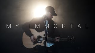Download lagu Evanescence - My Immortal (Acoustic Cover by Dave Winkler)
