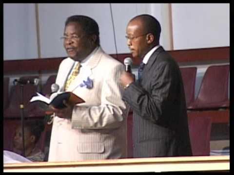 Dr. Elijah Maswanganyi