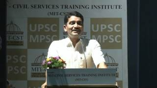 Download lagu Shri Vishwasji Nangare IPS MIT Civil Services Training Institute MP3