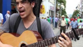Volando Solo - Cover - Poeta encadenado - Migue Benítez - Ibague Colombia.