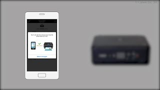 Enabling printing from a smartphone (iOS) - 2/2 (TS5100 series)