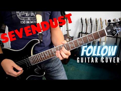Sevendust - Follow (Guitar Cover) mp3
