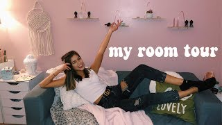 Finally showing you a ROOM TOUR!!!!