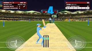 IPL Cricket Fever Game 2014 Android Gameplay Trailer HD