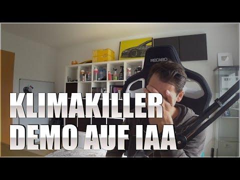 Klimakiller Demo IAA 2019 | Greta Thunberg Demonstriert Vor Weißem Haus | Görlitzer Park