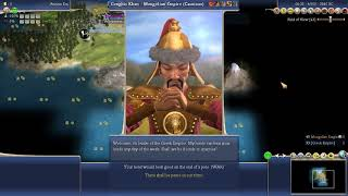 Lets Play Civ 4 Deity 37 (Pericles) part 1