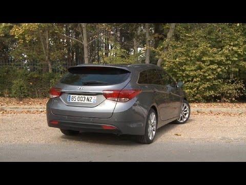 Essai Hyundai i40 SW 1.7 CRDi 136 Pack Premium Limited