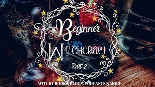 BEGINNER WITCHCRAFT || Misinformation, Witches Tools