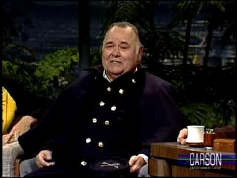 Jonathan Winters Was Eating BBQ Ribs When He Won an Emmy, Johnny Carson's Tonight Show